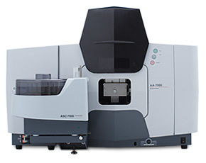 Spectrophotomètres d'Absorption Atomique de Shimadzu AA-7000