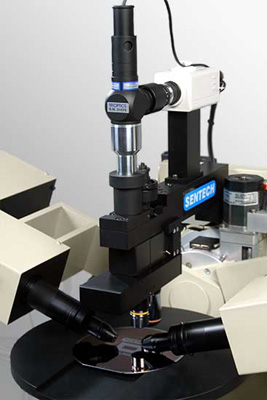 SENTECH Spektralanalytisches Ellipsometer SENresearch