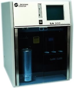 Beckman Coulter SA(TM) 3100 Surface Area and Pore Size Analyzer