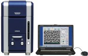 TM3000 Tabletop Electron Microscope from Hitachi