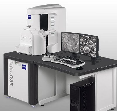 Microscopio Elettronico A Scansione di EVO® HD da Carl Zeiss