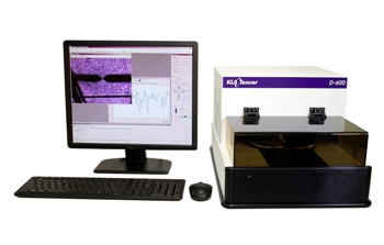 The AlphaStep® D-600 Stylus Profiler from KLA-Tencor