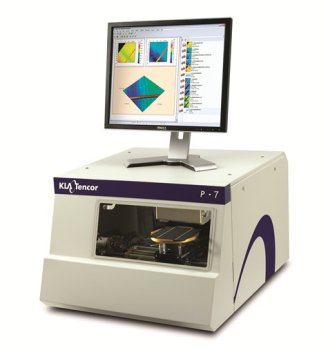The P-7 Stylus Profiler Surface Measurement System from KLA-Tencor