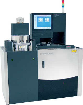 Semi-Automated Hot Embossing System - The EVG520HE from EV Group