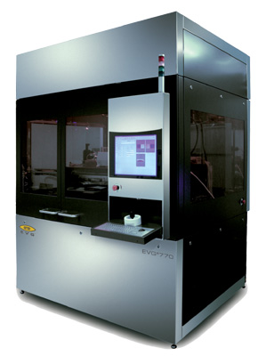 Automatizzata Nanoimprint Litografia Stepper - La EVG770 NIL Stepper da EV Group