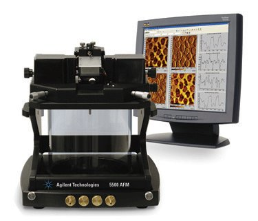 Keysight 5500 Atomic Force Microscope (AFM)