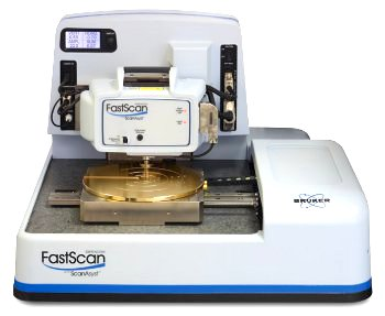 Bruker's Dimension FastScan AFM images hundreds of times faster without loss of resolution.