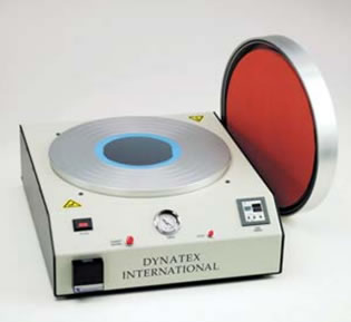 Disque Bonder de DXB d'International de Dynatex
