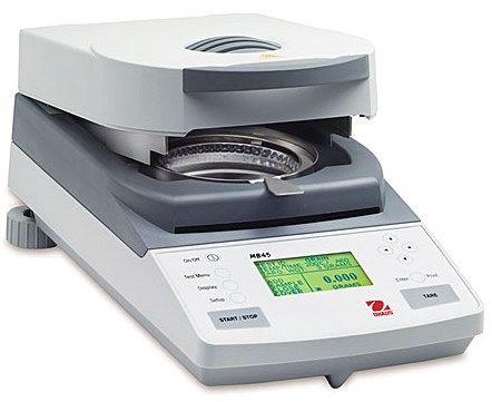 MB45 Moisture Analyzer from Ohaus