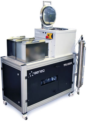 Thin Film System TFS 200R for Continuous Mode ALD Research from Beneq Oy