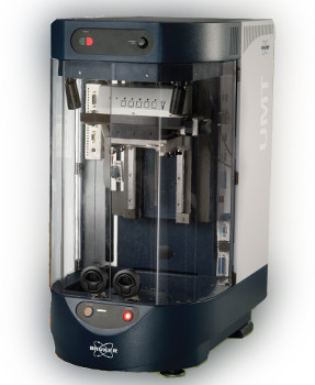 Indenter Nano & Micro do CETR-Vértice de Bruker & Scratcher