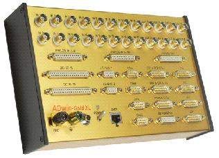 ADwin-Gold-II 16 Channel Real-Time Data Acquisition and Control System