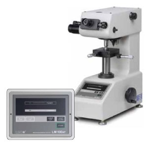 Leco LM100-Series Microindentation Hardness Testing System