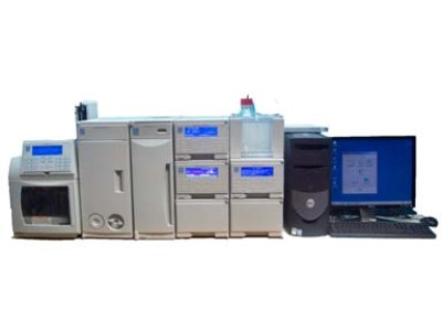 Dionex DX-500 Ion Chromatography System from Conquer Scientific