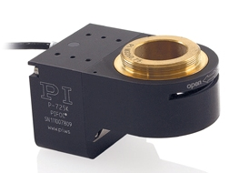 P-725KHDS PIFOC® High Dynamics Objective Lens Scanner from Physik Instrumente