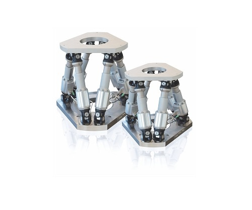 H-845 Ultra-High-Load Precision Hexapod Parallel Positioning System from Physik Instrumente