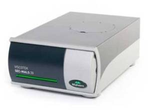 Viscotek SEC-MALS 20: Multi-Angle Light Scattering Detector from Malvern