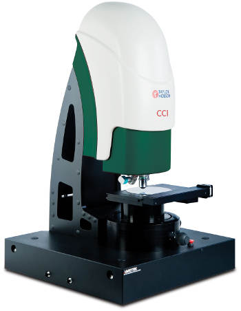 High Speed 3D Optical Profiler - CCI MP-HS from Taylor Hobson