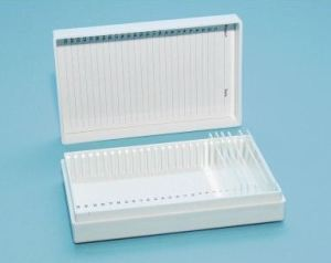 Containers for Microscopy Slides and Samples from Agar Scientific