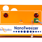 Nanoparticle Analysis with the NanoTweezer from Optofluidics
