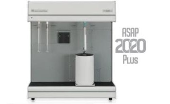 ASAP 2020 Plus Accelerated Surface Area and Porosimetry System from Micromeritics