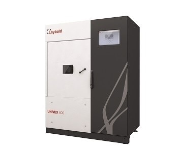 UNIVEX Line of Vacuum Coating Systems