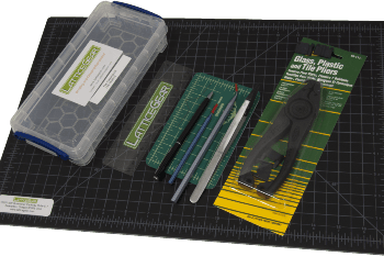 Cleaving Kit with Mat