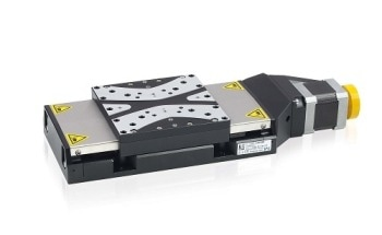 L-511 Motorized Precision Linear Positioner from PI