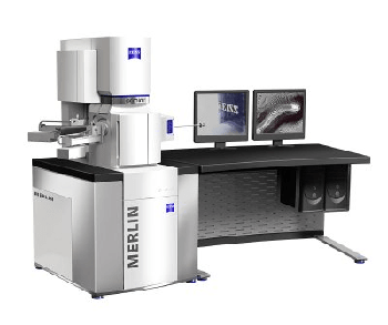 MERLIN Field Emission Scanning Electron Microscope (FE-SEM) from Carl Zeiss