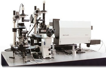 NTEGRA Spectra - AFM / Confocal Raman & Fluorescence / SNOM / TERS from NT-MDT