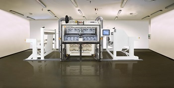 Nanofiber Fabrication System - Elmarco Nanospider™ Production Line NS 8S1600U