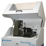 Nanomechanical Property Measurement System - NanoTest Vantage from Micro Materials