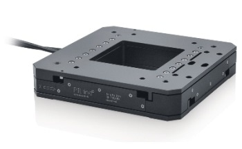 Precision XY Linear Positioning Stage, Linear Motor-Driven and Linear Encoders, M-686 from PI