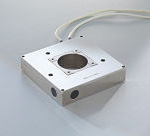 Piezo Scanned Flexure Guided Stage with Capacitance Position Sensors - NPS-XY-100A from Queensgate Instruments