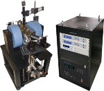 Cryogen-free horizontal field magnet probe station – Lake Shore Model CRX-EM-HF