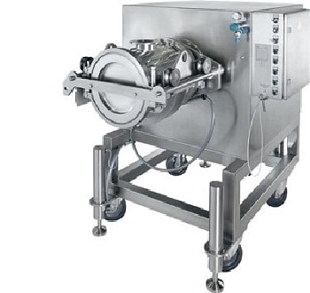 Precision Powder Mixing – Noblita from Hosokawa Micron