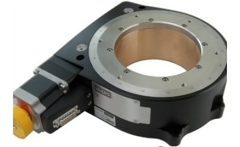 PRS-200 Precision Motorized Large Aperture Rotation Stage from PI Micos
