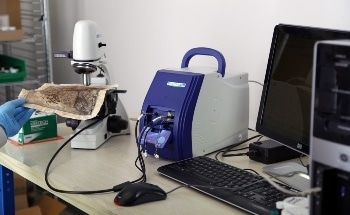 High Resolution Fiber Optic Raman Spectrometer - i-Raman Plus from B&W Tek