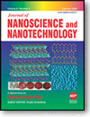 Journal for Nanoscience and Nanotechnology: American Scientific Publishers Journal