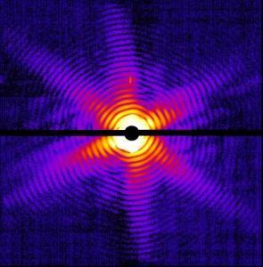 微小的蛋白质 Nanocrystals 三维结构的确定使用 X射线激光的