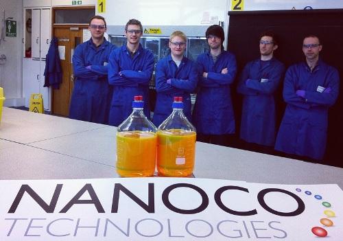 Nanoco Share Chat - Chat About NANO Shares - NANO - ADVFN