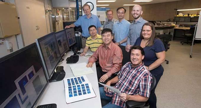 NSLS-II's Hard X-ray Nanoprobe Beamline Team Receives 2016 Microscopy Today Innovation Award