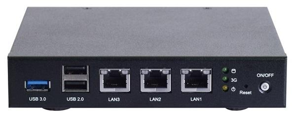 LEC-7233: SFF MES Thin Client Gateway with Intel® Celeron® N2807