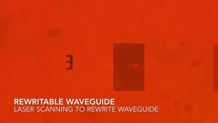 Newly Developed Nanomaterial can be Stepping Stone for Rewritable Nanophotonic Circuits