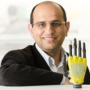 Harnessing Solar Energy to Power Synthetic Skin May Open New Prospects for Prosthetics