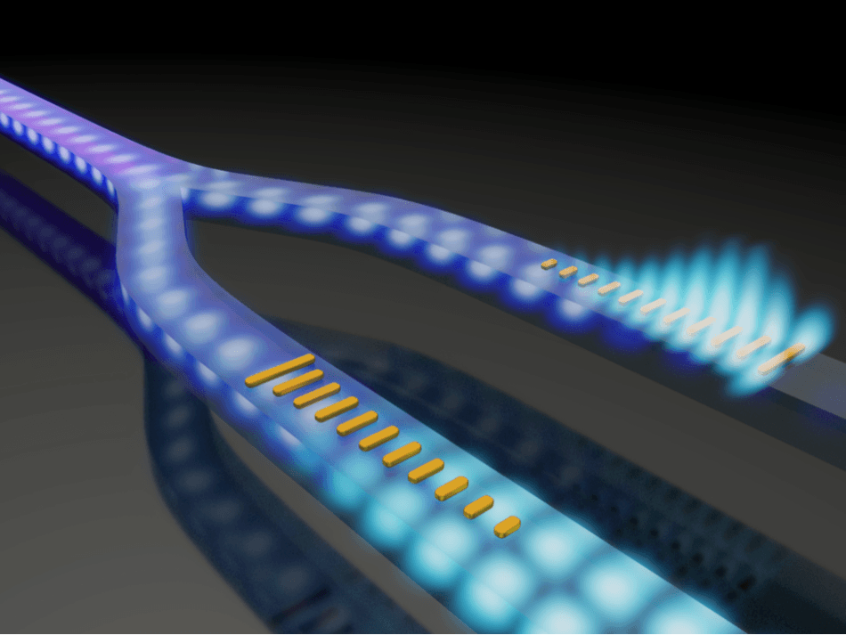 New Method Using Nano-Antennas Helps Control Light Propagation in Waveguides