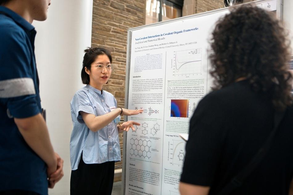 CCMR Symposium Explores Use of Origami to Create Nanoscale Machines