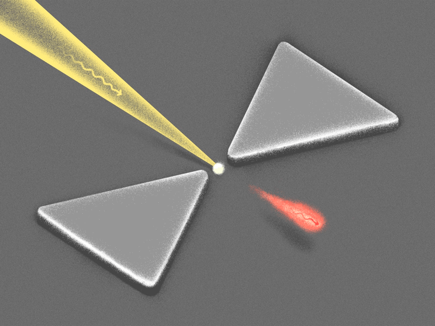 Physicists Look for Materials with High Refractive Index for Developing Nanoantennas