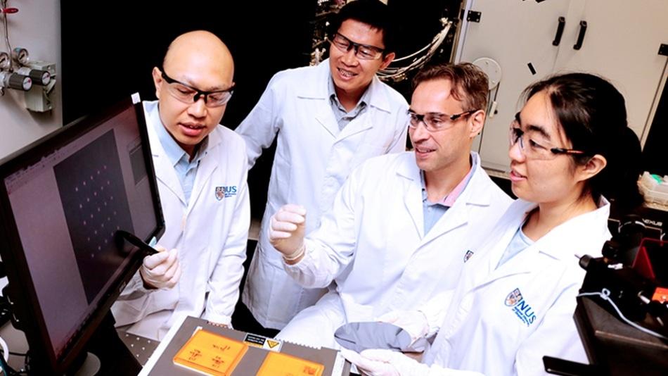 Use of Plasmon-Based Transducer Revolutionizes the Field of Nanoelectronics