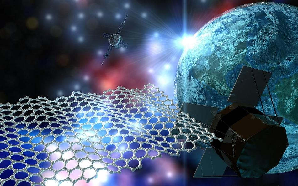 Experiments for Testing the Use of Graphene in Space-Related Applications